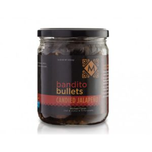 Bandito Bullets – Candied Jalapeños