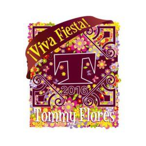 Tommy's Fiesta Medal